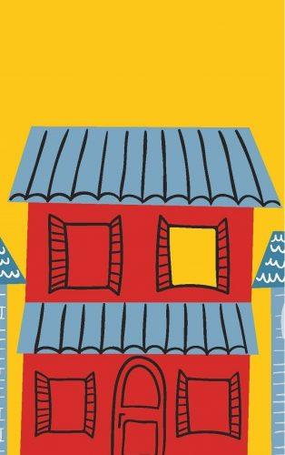 House On mango Street box