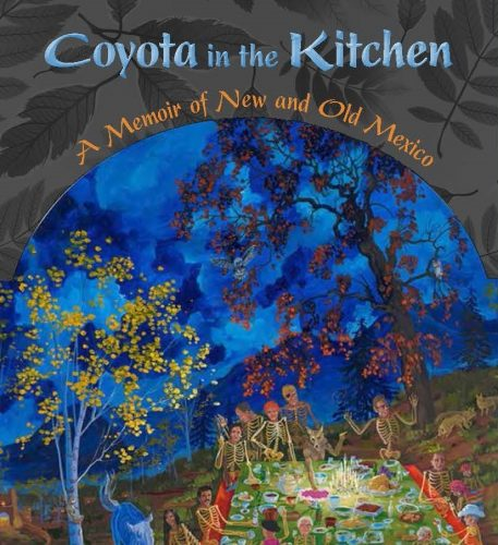 Coyota in the Kitchen