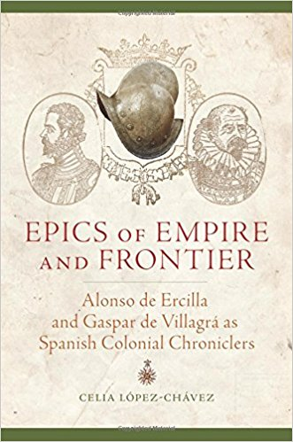 Epics of Empire and Frontier cover