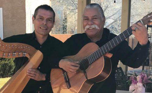 Otilio Ruiz and Chuy Martinez