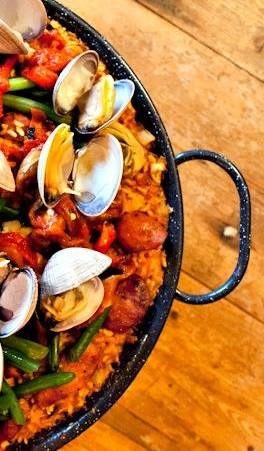 Paella! tall