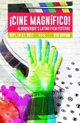 Cine Magnifico 2017 poster half