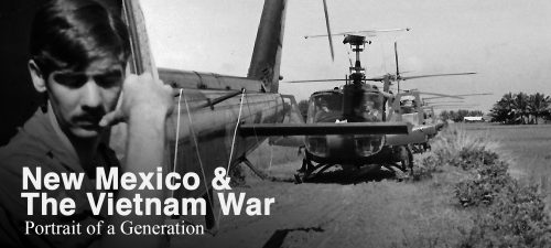 New Mexico and the Vietnam War screen shot