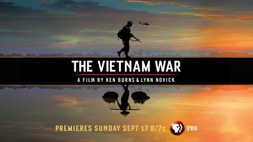 The Vietnam War, Title Artwork (Reflections)