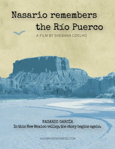 Nasario Remembers the Río Puerco book cover