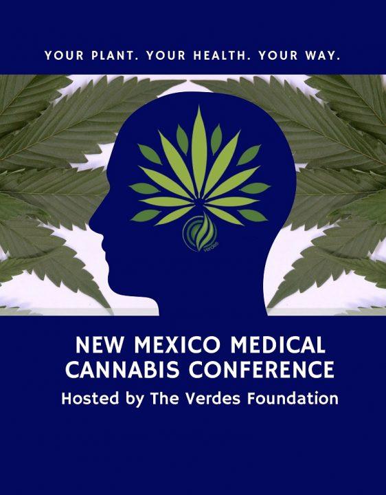 New Mexico Medical Cannabis 2018 logo box