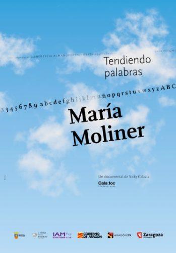 María Moliner Tendiendo Palabras poster