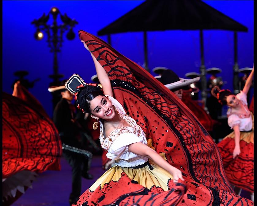 Ballet Folklorico Amalia Hernandez 125
