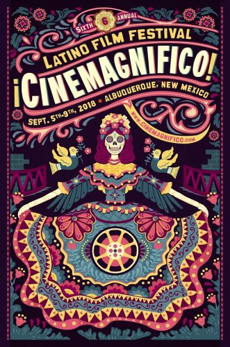 Cinemagnifico 2018 poster