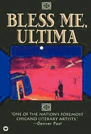 BLESS ME, ULTIMA book cover