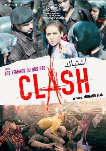 Clash poster
