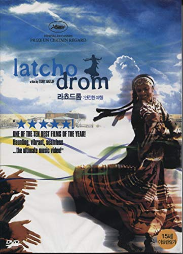 Latcho Drom poster