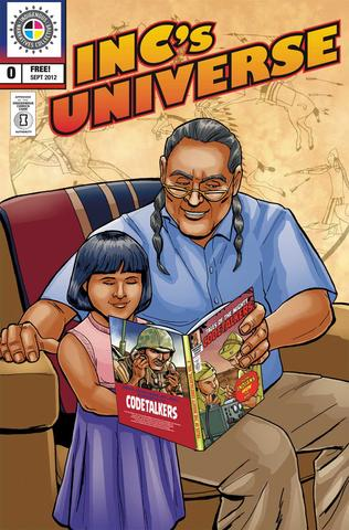 INC Universal Graphic Novel Cover
